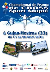 Sport adapté: Championnats de France de cross-country