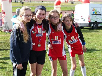 CHAMPIONNATS REGIONAUX DE CROSS COUNTRY PO-BE-MI A CHALLANS